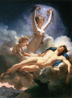 Aurora and Cephalus