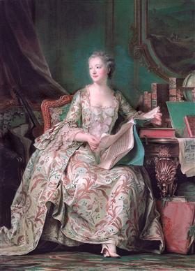 Jeanne Antoinette Poisson, Marquise