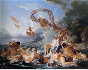 The Birth and Triumph of Venus