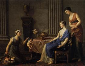 The Seller of Cupids