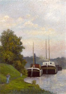 Charlands sur La-Seine