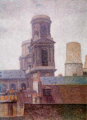 The Towers,  Saint-Sulpice