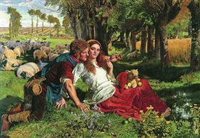 Hireling Shepherd