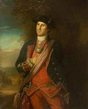 George Washington (red)