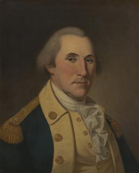 George Washington (yellow)
