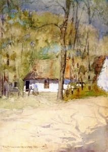 Farmhouse in Etaples