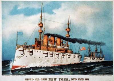 Battleship Military