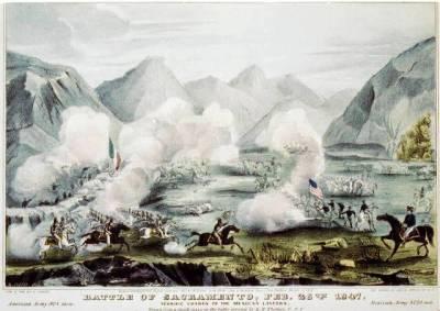 MIL-109 Battle of Sacramento