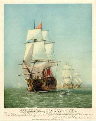 """MIL-131 """"Victory,"""" 1778"""