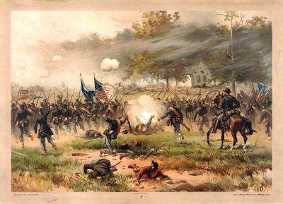 MIL-132 Battle of Antietam c.1887