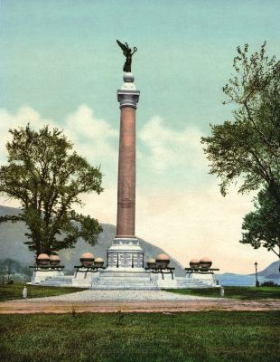 MIL-140 Battle monument, U.S. Military Academy c.1901