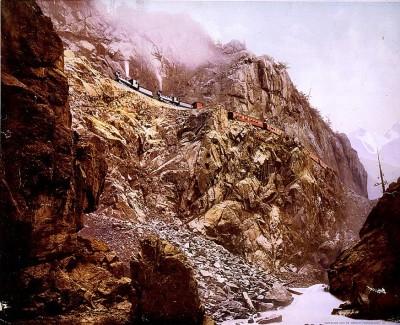 CO-129 Rio Las Animas c.1900