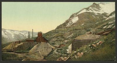 CO-133 Aspen silver mines c.1898