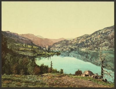 CO-147 Lake San Cristoval c.1898