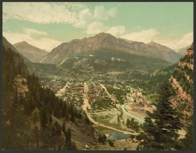 CO-154 Ouray c.1901