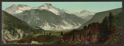 CO-160 Sultan Mountain c.1898