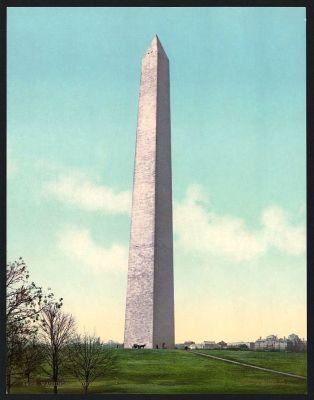 DC-107 Washington Monument