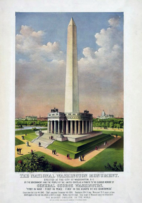 DC-108 Washington Monument
