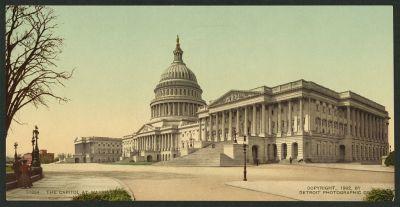 DC-121  Capitol c.1902