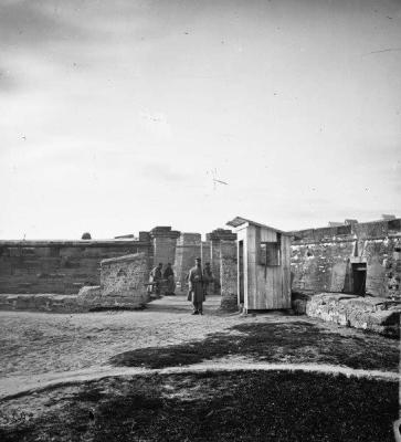CW-216 Fort Moultrie c.1861