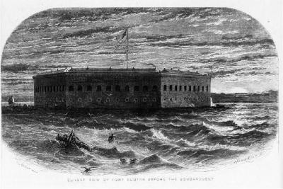 CW-220 Fort Sumter