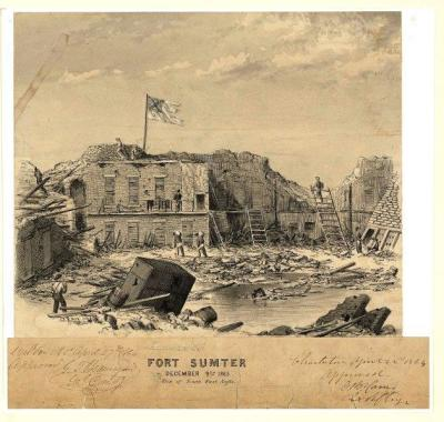 CW-223 Fort Sumter