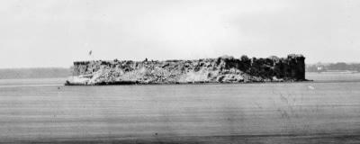 CW-225 Fort Sumter c.1863