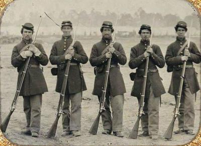 CW-261 Soldiers c.1862-3