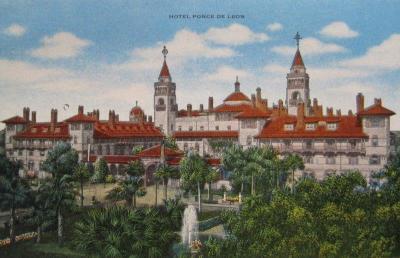 SA-103 Ponce de Leon Hotel