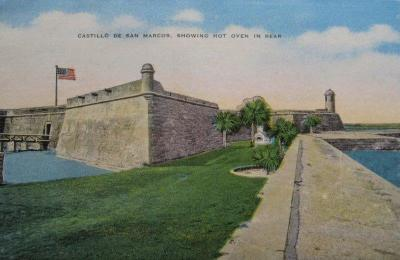 SA-105 Castillo de San Marcos