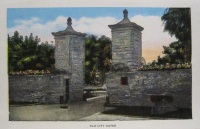 SA-108 City Gates