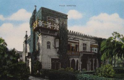 SA-110 Villa Zorayda