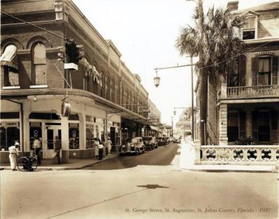 SA-116 St. George Street