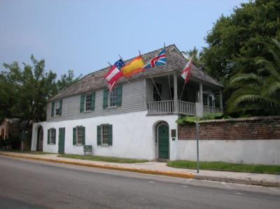 SA-162 Oldest House