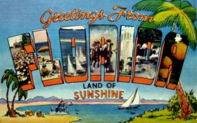 FL-108 Land of Sunshine