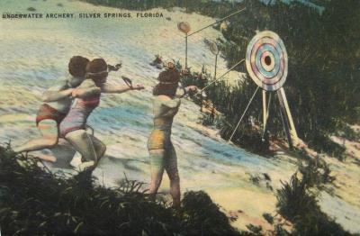 FL-119 Underwater Archery