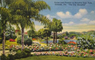 FL-127 Eola Park, Orlando