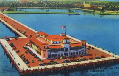 FL-131 St. Petersburgs Pier