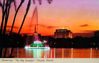 FL-135 Lake Eola, Orlando
