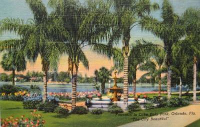 FL-149 Lake Eola Park, Orlando