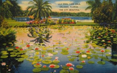 FL-150 Lake Eola Park, Orlando