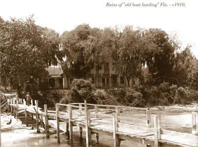 FL-188 Old Boat Landing c.1910