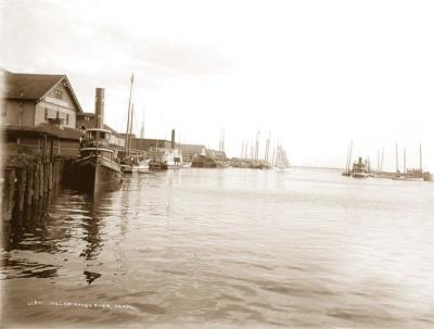 FL-200 Hillsborough River, Tampa c.1901