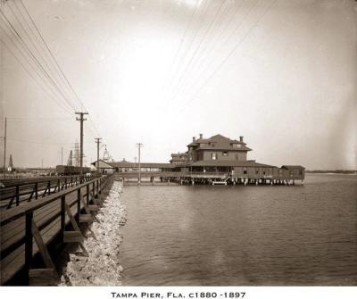 FL-202 Tampa Pier