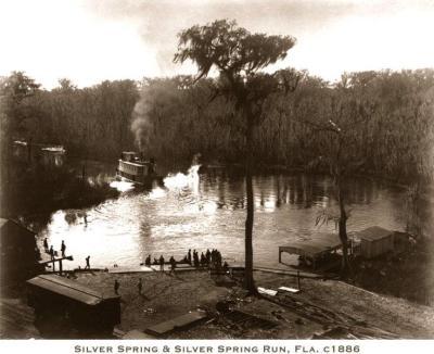 FL-206 Silver Springs c.1886