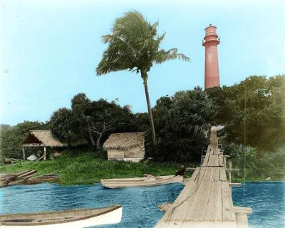 FL-208 Jupiter Lighthouse