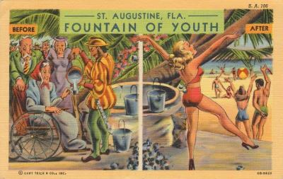 FL-210 Fountain of Youth, St. Augustine