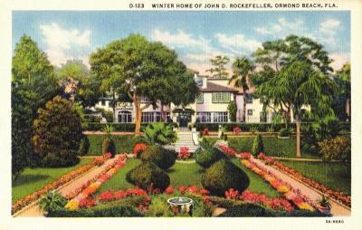 FL-223 Miami, John D. Rockefeller