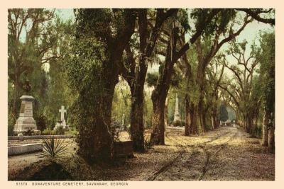 SV-108 Bonaventure Cemetery