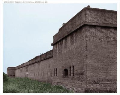 SV-113 Fort Pulaski